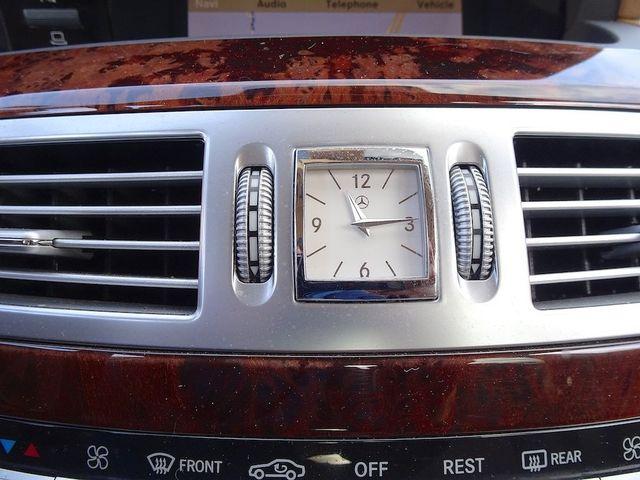 2007 Mercedes-Benz S550 5.5L V8 Madison, NC 22