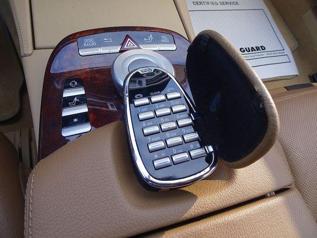 2007 Mercedes-Benz S550 5.5L V8 Madison, NC 25