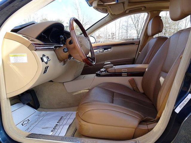2007 Mercedes-Benz S550 5.5L V8 Madison, NC 29