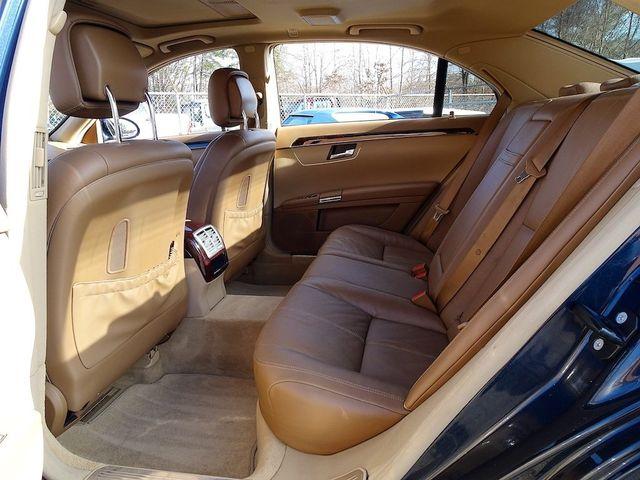 2007 Mercedes-Benz S550 5.5L V8 Madison, NC 32