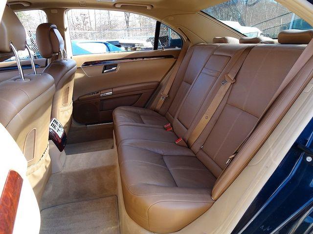 2007 Mercedes-Benz S550 5.5L V8 Madison, NC 33