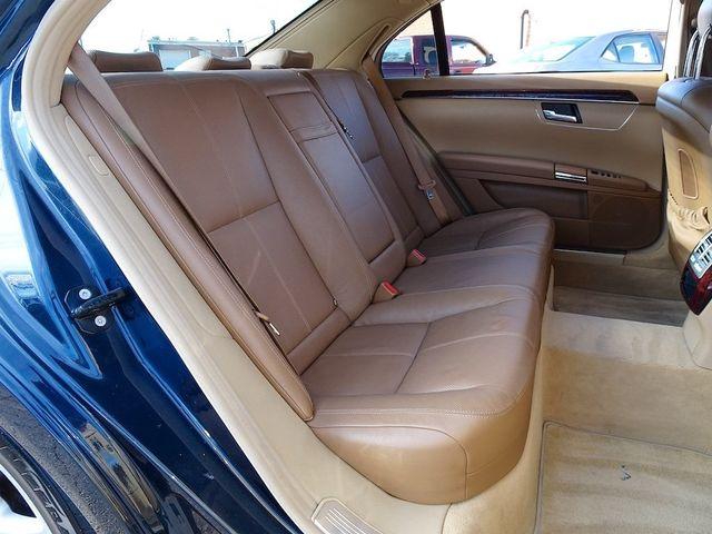 2007 Mercedes-Benz S550 5.5L V8 Madison, NC 36