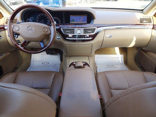 2007 Mercedes-Benz S550 5.5L V8 Madison, NC 37