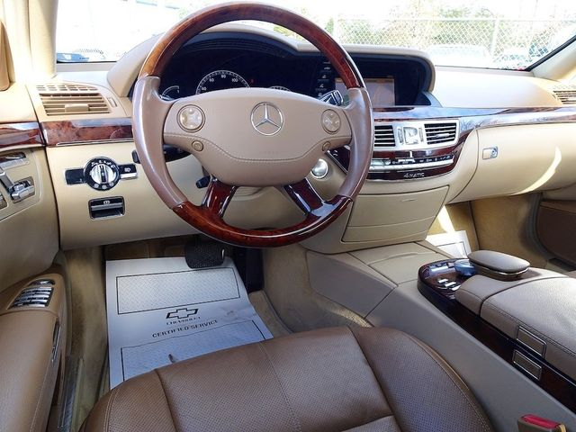 2007 Mercedes-Benz S550 5.5L V8 Madison, NC 38