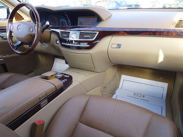 2007 Mercedes-Benz S550 5.5L V8 Madison, NC 39