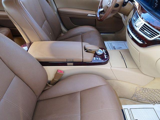 2007 Mercedes-Benz S550 5.5L V8 Madison, NC 43