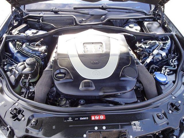 2007 Mercedes-Benz S550 5.5L V8 Madison, NC 45