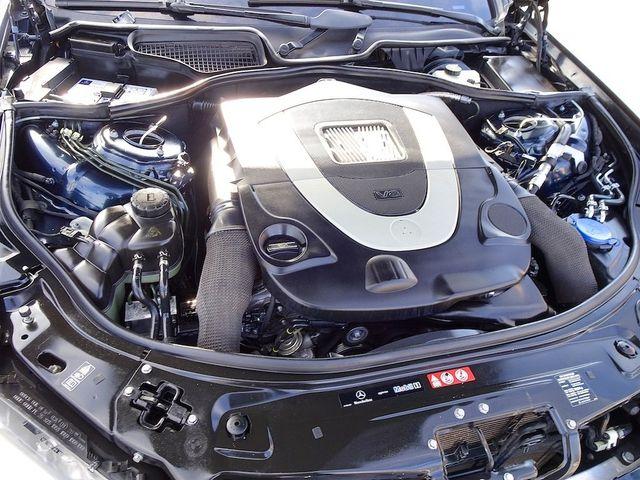 2007 Mercedes-Benz S550 5.5L V8 Madison, NC 46