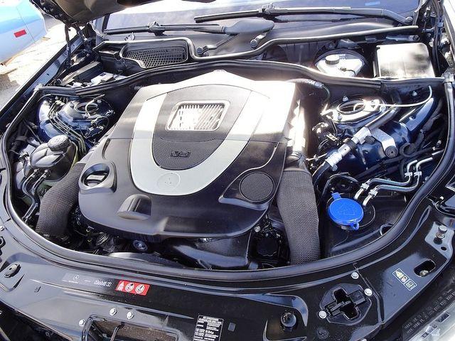 2007 Mercedes-Benz S550 5.5L V8 Madison, NC 47