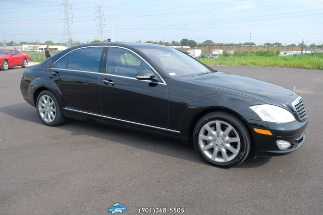2007 Mercedes-Benz S550 5.5L V8 in  Tennessee