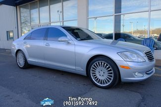 2007 Mercedes-Benz S550 5.5L V8 SUNROOF NAVIGATION in Memphis, Tennessee 38115