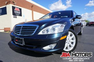 2007 Mercedes-Benz S550 S Class 550 Sedan ~ ONLY 57k LOW MILES 1 Owner Car | MESA, AZ | JBA MOTORS in Mesa AZ