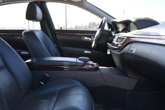 2007 Mercedes-Benz S550 5.5L V8 Naugatuck, Connecticut 11