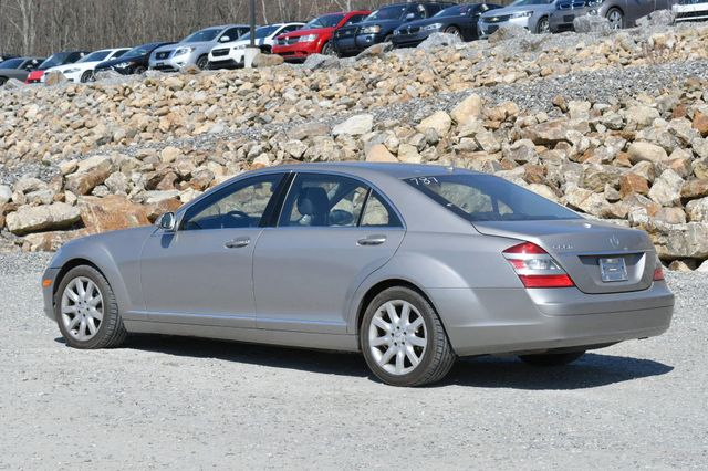 2007 Mercedes-Benz S550 5.5L V8 Naugatuck, Connecticut 4