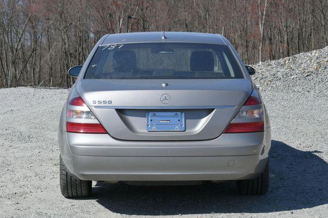 2007 Mercedes-Benz S550 5.5L V8 Naugatuck, Connecticut 5