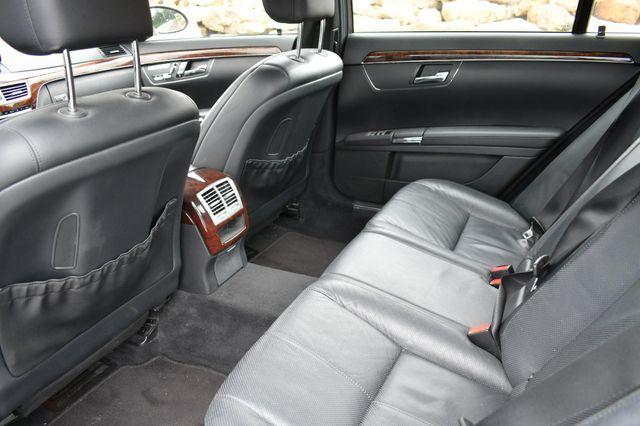 2007 Mercedes-Benz S550 5.5L V8 Naugatuck, Connecticut 15