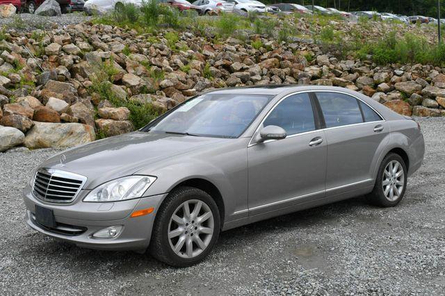 2007 Mercedes-Benz S550 5.5L V8 Naugatuck, Connecticut 2
