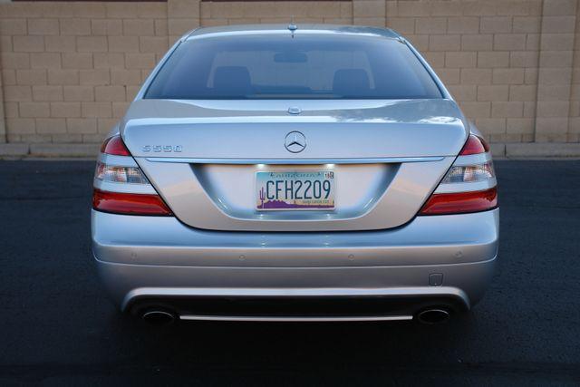 2007 Mercedes-Benz S550 5.5L V8 Phoenix, AZ 13