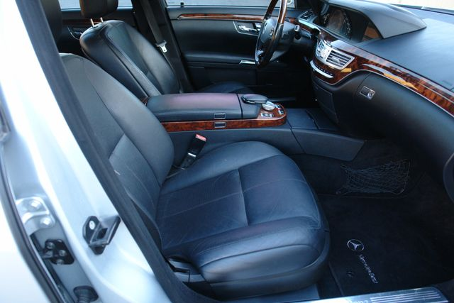 2007 Mercedes-Benz S550 5.5L V8 Phoenix, AZ 34