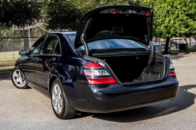 2007 Mercedes-Benz S550  PREMIUM PKG 3 - 86K MILES - NIGHT VISION Reseda, CA 10
