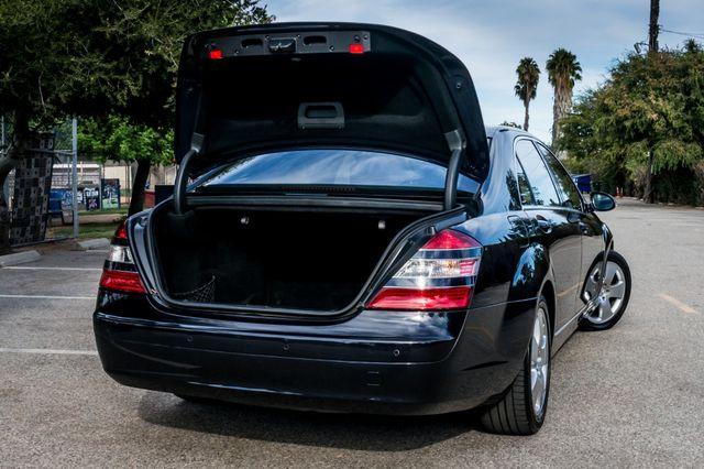 2007 Mercedes-Benz S550  PREMIUM PKG 3 - 86K MILES - NIGHT VISION Reseda, CA 11