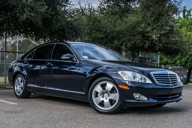 2007 Mercedes-Benz S550  PREMIUM PKG 3 - 81K MILES - NIGHT VISION Reseda, CA 3