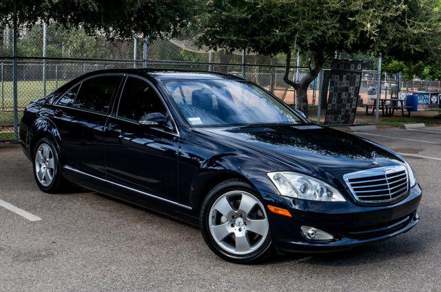 2007 Mercedes-Benz S550  PREMIUM PKG 3 - 81K MILES - NIGHT VISION Reseda, CA 51