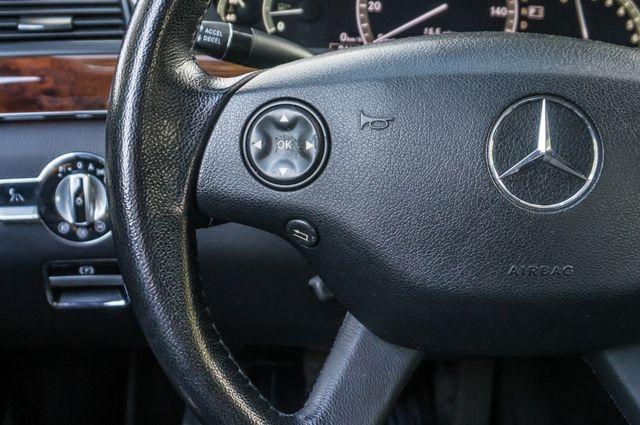 2007 Mercedes-Benz S550  PREMIUM PKG 3 - 81K MILES - NIGHT VISION Reseda, CA 20