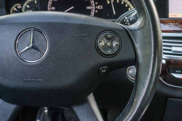 2007 Mercedes-Benz S550  PREMIUM PKG 3 - 81K MILES - NIGHT VISION Reseda, CA 21