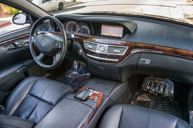 2007 Mercedes-Benz S550  PREMIUM PKG 3 - 86K MILES - NIGHT VISION Reseda, CA 36