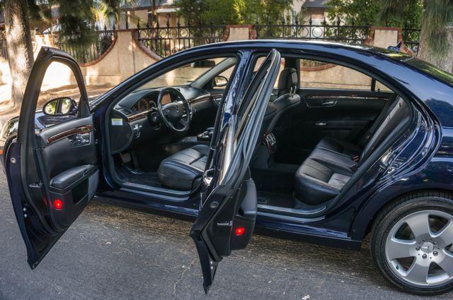 2007 Mercedes-Benz S550  PREMIUM PKG 3 - 81K MILES - NIGHT VISION Reseda, CA 41