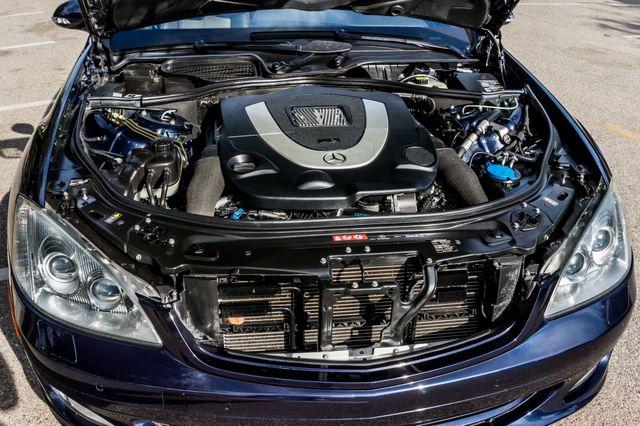 2007 Mercedes-Benz S550  PREMIUM PKG 3 - 86K MILES - NIGHT VISION Reseda, CA 44
