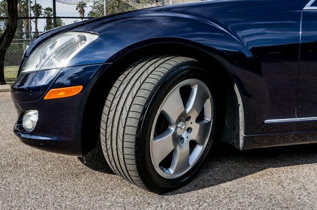 2007 Mercedes-Benz S550  PREMIUM PKG 3 - 86K MILES - NIGHT VISION Reseda, CA 12