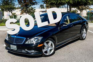 2007 Mercedes-Benz S550 5.5L V8 Reseda, CA