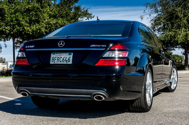 2007 Mercedes-Benz S550 5.5L V8 Reseda, CA 9
