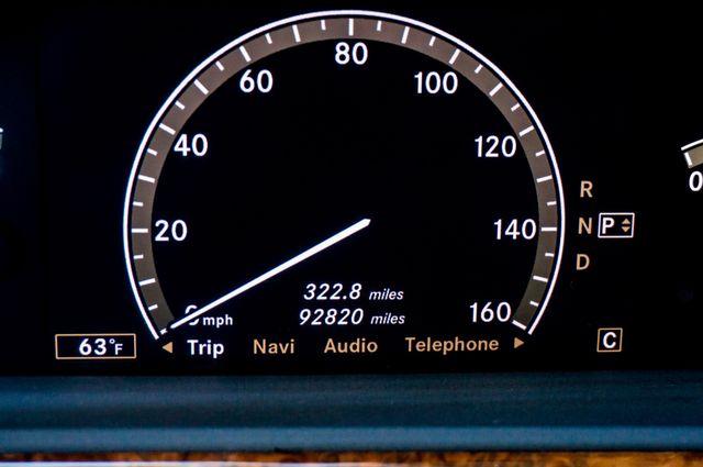 2007 Mercedes-Benz S550 5.5L V8 Reseda, CA 18