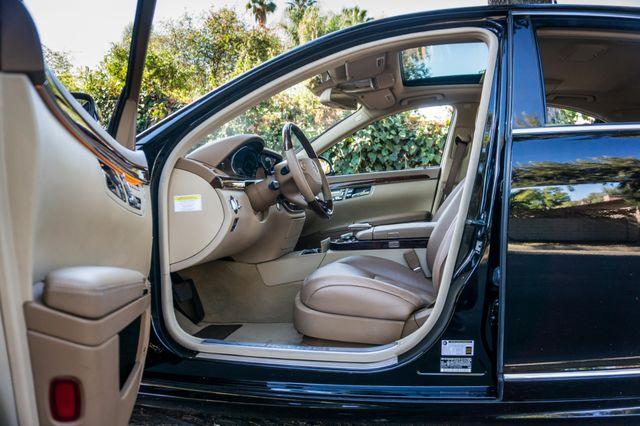 2007 Mercedes-Benz S550 5.5L V8 Reseda, CA 14