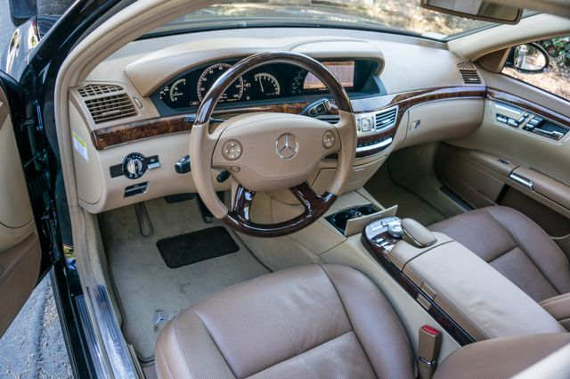 2007 Mercedes-Benz S550 5.5L V8 Reseda, CA 16