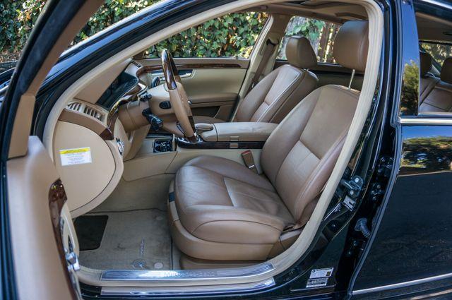 2007 Mercedes-Benz S550 5.5L V8 Reseda, CA 31