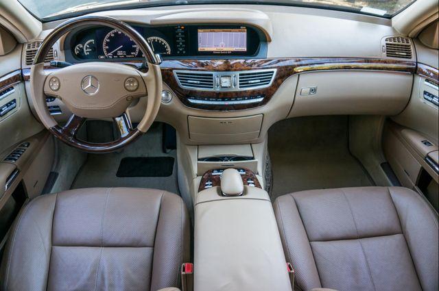 2007 Mercedes-Benz S550 5.5L V8 Reseda, CA 19
