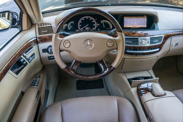 2007 Mercedes-Benz S550 5.5L V8 Reseda, CA 20