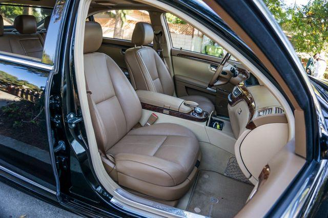 2007 Mercedes-Benz S550 5.5L V8 Reseda, CA 33