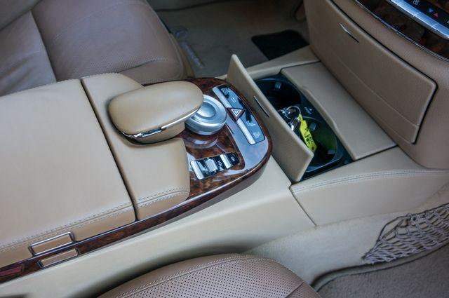2007 Mercedes-Benz S550 5.5L V8 Reseda, CA 29