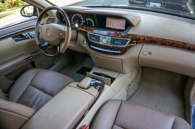 2007 Mercedes-Benz S550 5.5L V8 Reseda, CA 36
