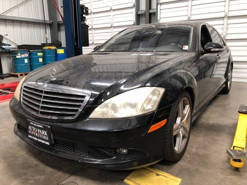2007 Mercedes Benz S550 5.5L V8 | San Luis Obispo, CA | Auto ...