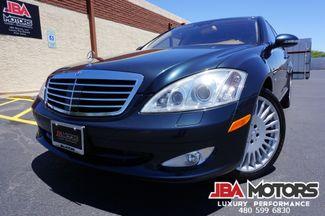 2007 Mercedes-Benz S600 S Class 600 Sedan V12 Bi-Turbo $144k Original MSRP   MESA, AZ   JBA MOTORS in Mesa AZ