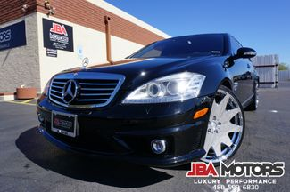 2007 Mercedes-Benz S65 AMG S Class 65 6.0L V12 Sedan RENNTECH  | MESA, AZ | JBA MOTORS in Mesa AZ