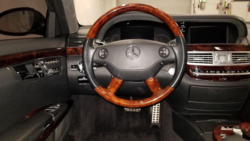 2007 Mercedes-Benz S65 6.0L V12 AMG 604hp VERY RARE   Palmetto, FL   EA Motorsports in Palmetto, FL
