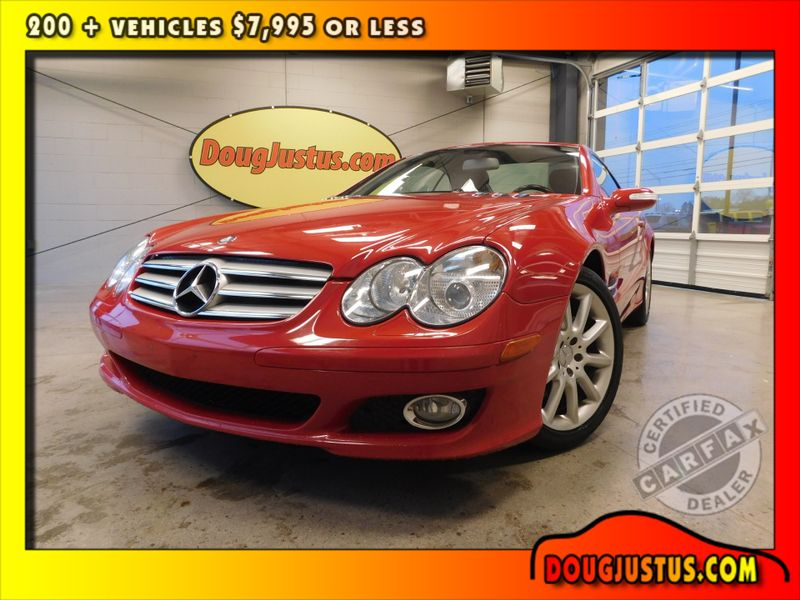 2007 Mercedes-Benz SL550 55L V8  city TN  Doug Justus Auto Center Inc  in Airport Motor Mile ( Metro Knoxville ), TN