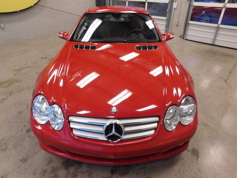 2007 Mercedes-Benz SL550 55L V8  city TN  Doug Justus Auto Center Inc  in Airport Motor Mile ( Metro Knoxville ), TN